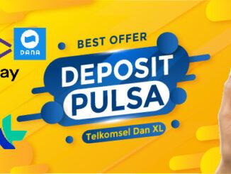SimbaQQ Deposit Pulsa