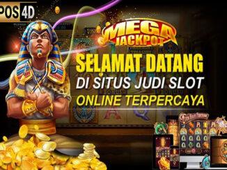 Ayo Menang di POS4D Situs Slot Online Terbaik